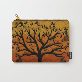 Fruits Talk Carry-All Pouch