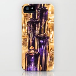 Cathedral Candles iPhone Case