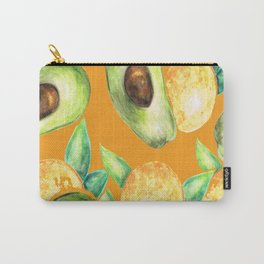 Winter fruits Carry-All Pouch