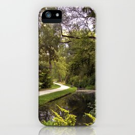 DE - Baden-Wurttemberg : Gardens of Laupheim iPhone Case