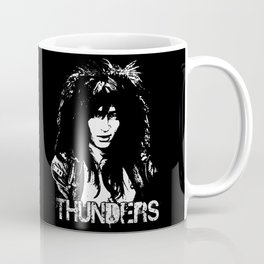 Johnny Thunders Coffee Mug