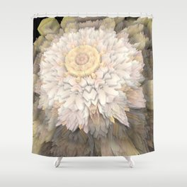 Random 3D No. 398 Shower Curtain