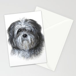 Dog 138 Shih Tzu Stationery Cards