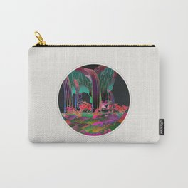 Reincarnation - Neon Waterfalls Carry-All Pouch