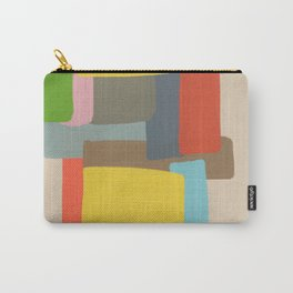 Abstract Kaoru Carry-All Pouch