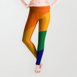 Citrus Bow Leggings