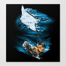 SUBOCEANIC EXTREME Canvas Print