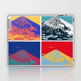 Mt. Fuji Pop Art Laptop & iPad Skin