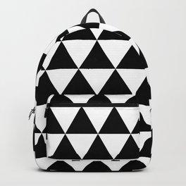 MODERN TRIANGLE PATTERN Backpack