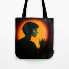 Fade Out Tote Bag