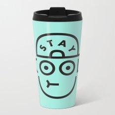 Stay Cool Metal Travel Mug
