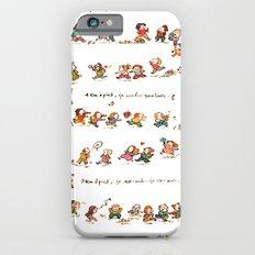 Summer Camp Slim Case iPhone 6s