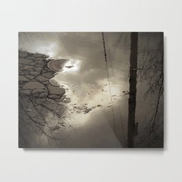 Losing The Light Metal Print
