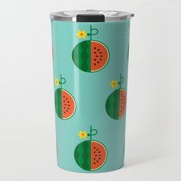 Fruit: Watermelon Travel Mug