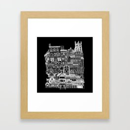 From Malaysia to Astoria Framed Art Print