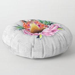 Flowerish Floor Pillow