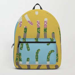 Grass Grows Backpack
