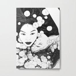 Secret Love Metal Print