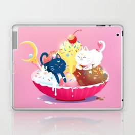 Moonie Sundae Laptop & iPad Skin