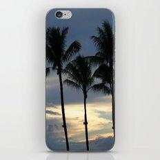 Maui: Sunset iPhone & iPod Skin