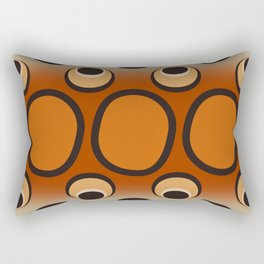 Brazilian Rainbow Boa Rectangular Pillow