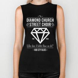 The Diamond Church Street Choir Biker Tank