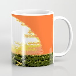 Heart  Dusk Coffee Mug