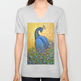 Majestic Unisex V-Neck