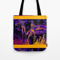 A Walk in The Park* Tote Bag