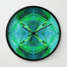 NATURE by danny raven tan Wall Clock