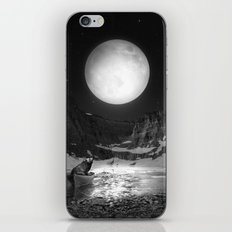 Somewhere You Are Looking At It Too iPhone & iPod Skin