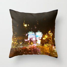 Rainy DayZ 37 Throw Pillow