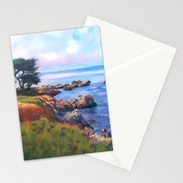 Pacific Grove Stationery Cards