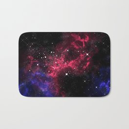 Orion Constellation Bath Mat