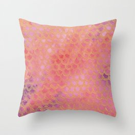 #62. Pyng - Dragon Scales Throw Pillow