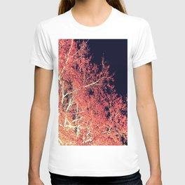 Inverted Tree Dark Night T-shirt