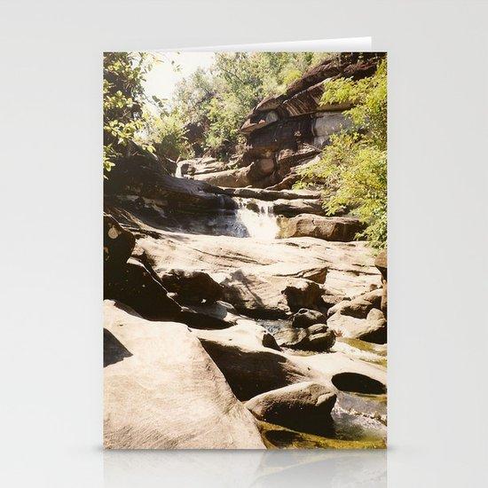 Ubon Ratchathani TH - Waterfalls I Stationery Cards