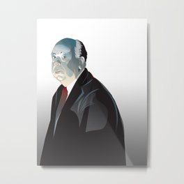 Hitch Metal Print