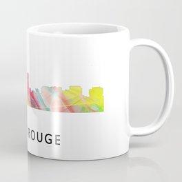 Baton Rouge Louisiana Skyline Coffee Mug