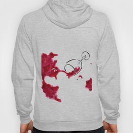 """Somm into the bottle chapter 6 """"The New World"""" Hoody"""