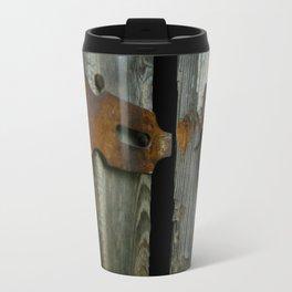 Lock Down Metal Travel Mug