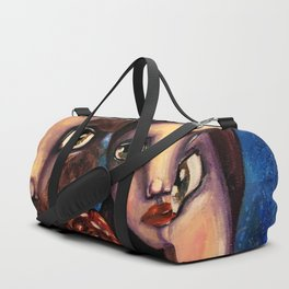 Beauty & the Beast Duffle Bag