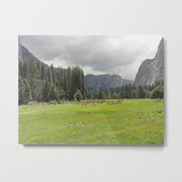 Yosemite Valley 12 Metal Print