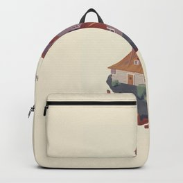 The burrow HP Backpack