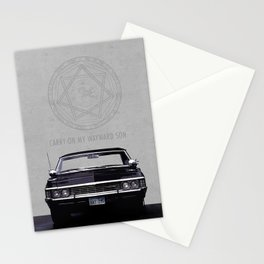 Kansas Stationery Cards