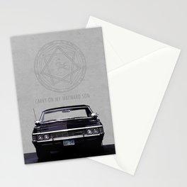 Kansas Stationery Cards