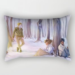 Forest of Dean Rectangular Pillow