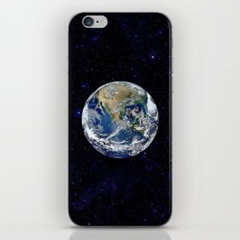 The Earth iPhone Skin
