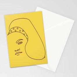 Eartha Kitt Stationery Cards