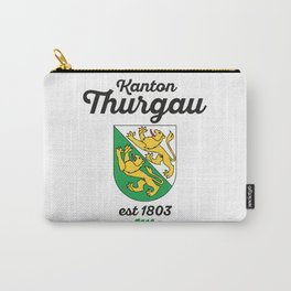 Canton of Thurgau Carry-All Pouch